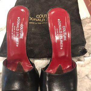 Couture Donald J. Pliner Heeled Sandals